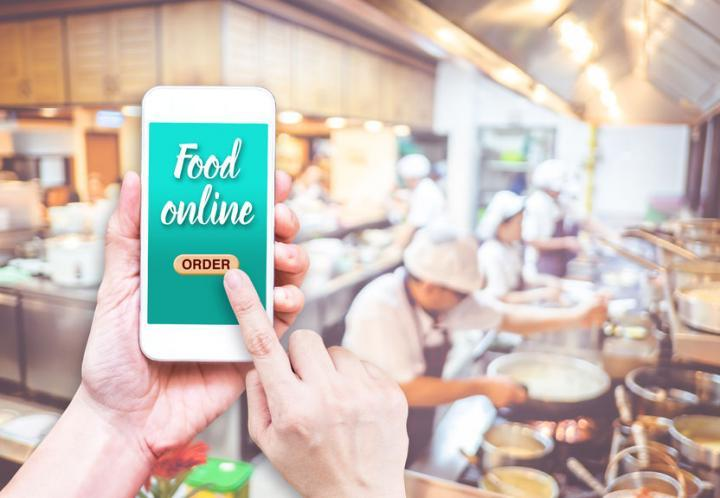 The restaurant industry is becoming increasingly virtual, and it's only the beginning